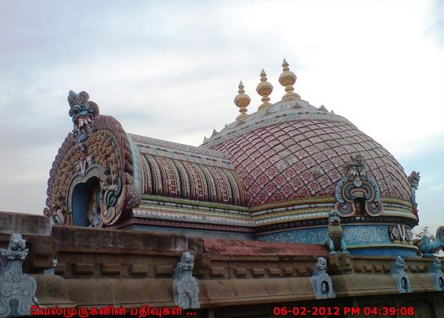 Tiruthankal Perumal Temple