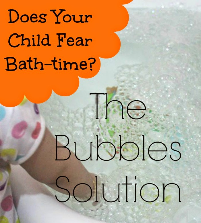 bathtime battles