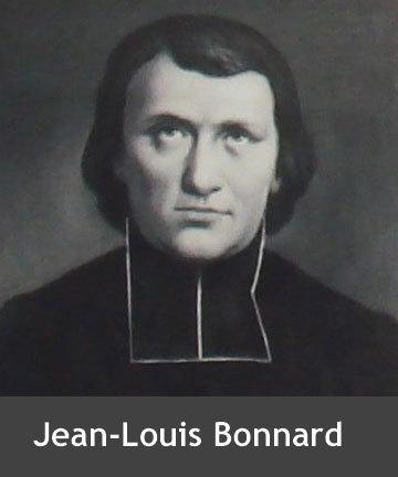 Saint Jean-Louis Bonnard, martyr au Vietnam