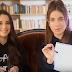 Ilenia Antonini posta tag ao lado de Michele Olvera de Noobees em seu canal do Youtube