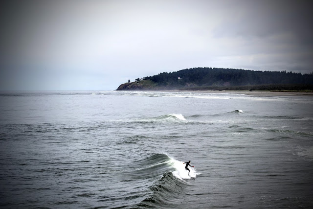 Tofino surfing and paddleboarding
