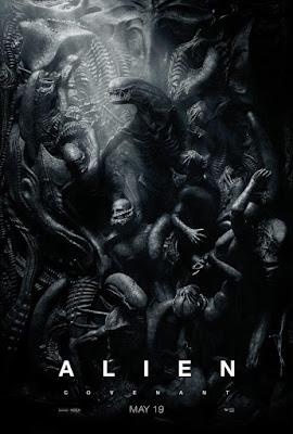 Nos vamos al cine, Alien Covenant, alien, pelicula, cine, cartelera, ciencia ficción, terror, extraterrestres, aventura, secuela, saga alien, espacio,