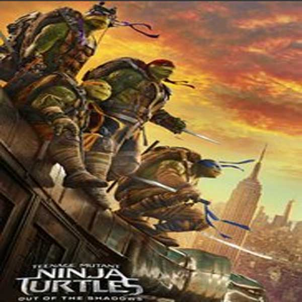 Teenage Mutant Ninja Turtles 2: Out of the Shadows (2016)