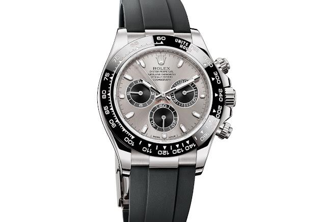 Rolex - Cosmograph Daytona with Oysterflex bracelet