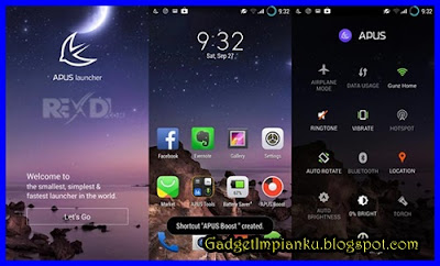 Tema Android Yang Ringan