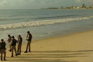Polícia Civil prende marido de jovem que morreu afogada na praia do Bessa, em João Pessoa