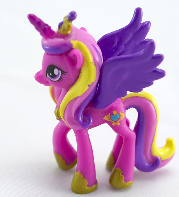G4 Pony Blog: Blind Bag Pony Wedding Set