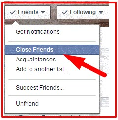 how do i know if i'm restricted on facebook