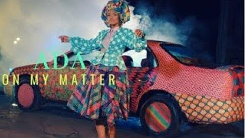 [MP3 DOWNLOAD] Ada Ehi - On My Matter
