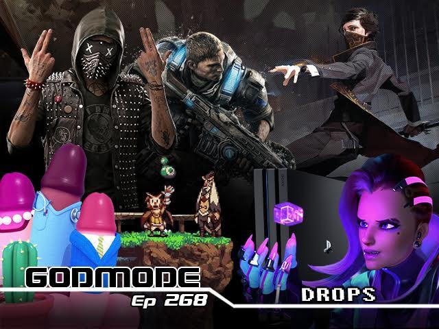 GODMODE 268 - DROPS