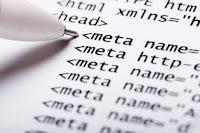 Meta tag komplit di blogspot
