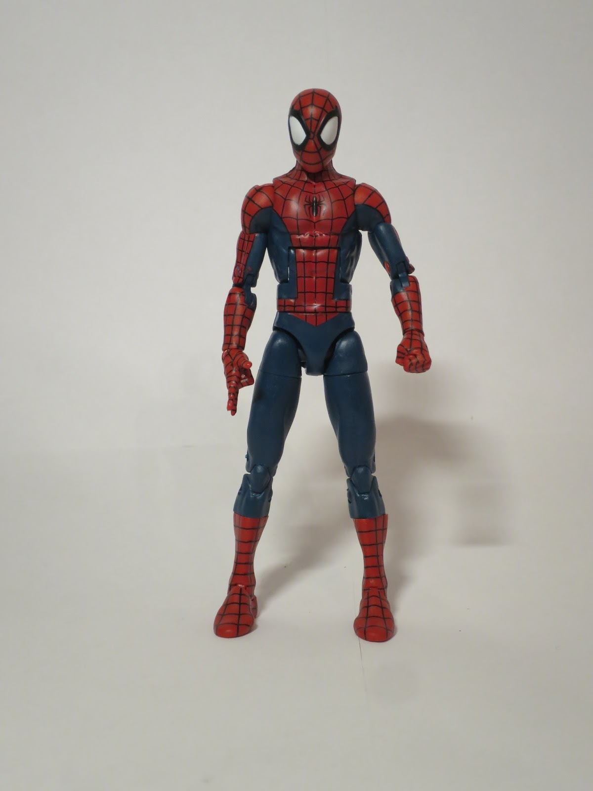 SpideyWeb's Realm of Toys: Toy Review - Marvel Legends ...