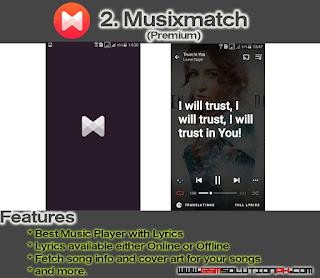 Musixmatch premium download