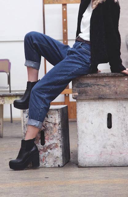 mom's jeans a konec třeťáku