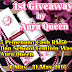 1st Giveaway by Aura Queen