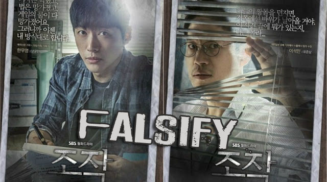 Drama Korea Falsify