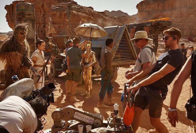 Star Wars: El ascenso de Skywalker desvela nuevas imágenes