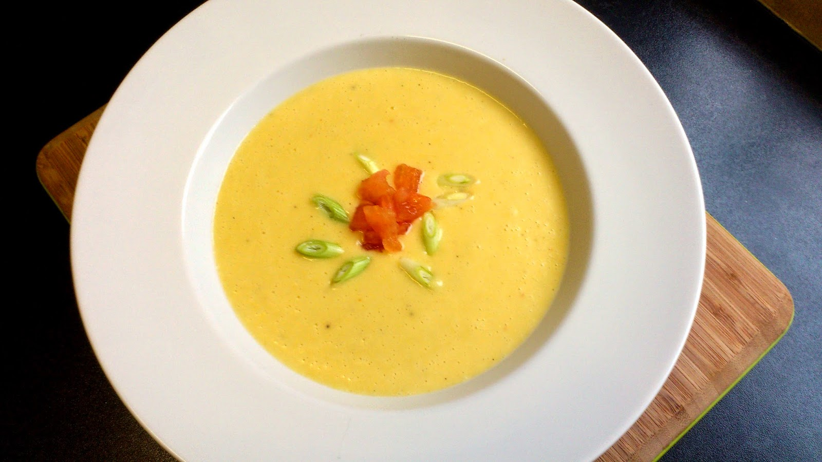 Creamy Sweetcorn Soup
