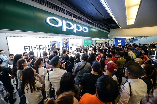 OPPO hits new milestone, scores the highest first day sales in its history with OPPO F11 Pro
