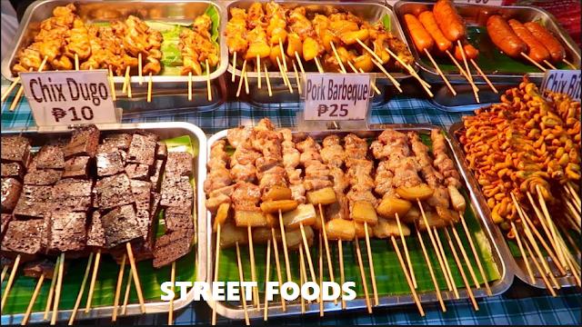 Mga Paraan sa Pagpapatayo ng isang Street Food na Negosyo sa Pilipinas