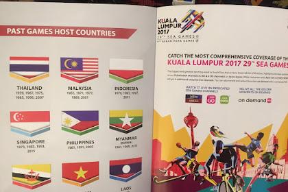 Bendera Indonesia dibuat Kebalik, Malaysia Berulah Lagi