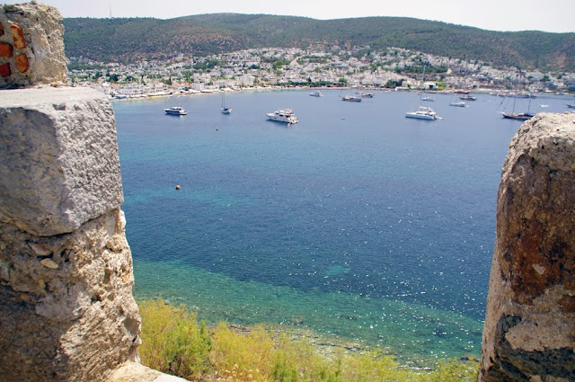Bodrum from Bodrum Castle
