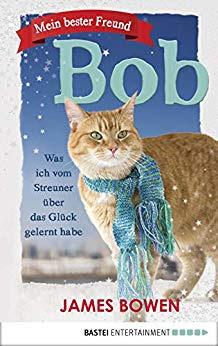 Neuerscheinungen im Oktober 2018 #1 - Mein bester Freund Bob von James Bowen