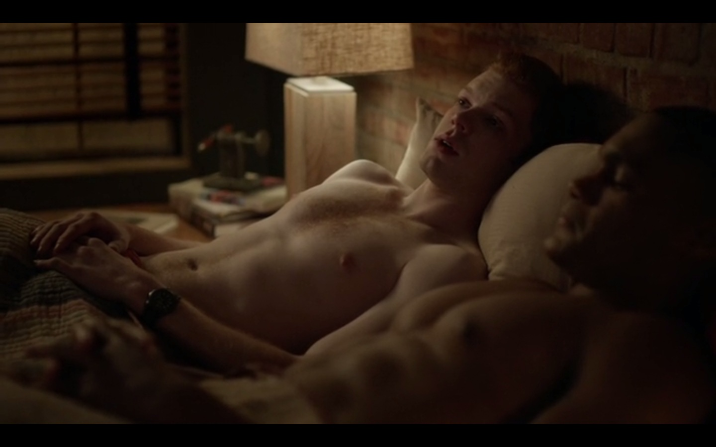Male celebrity cameron monaghan nude and sexy in picture