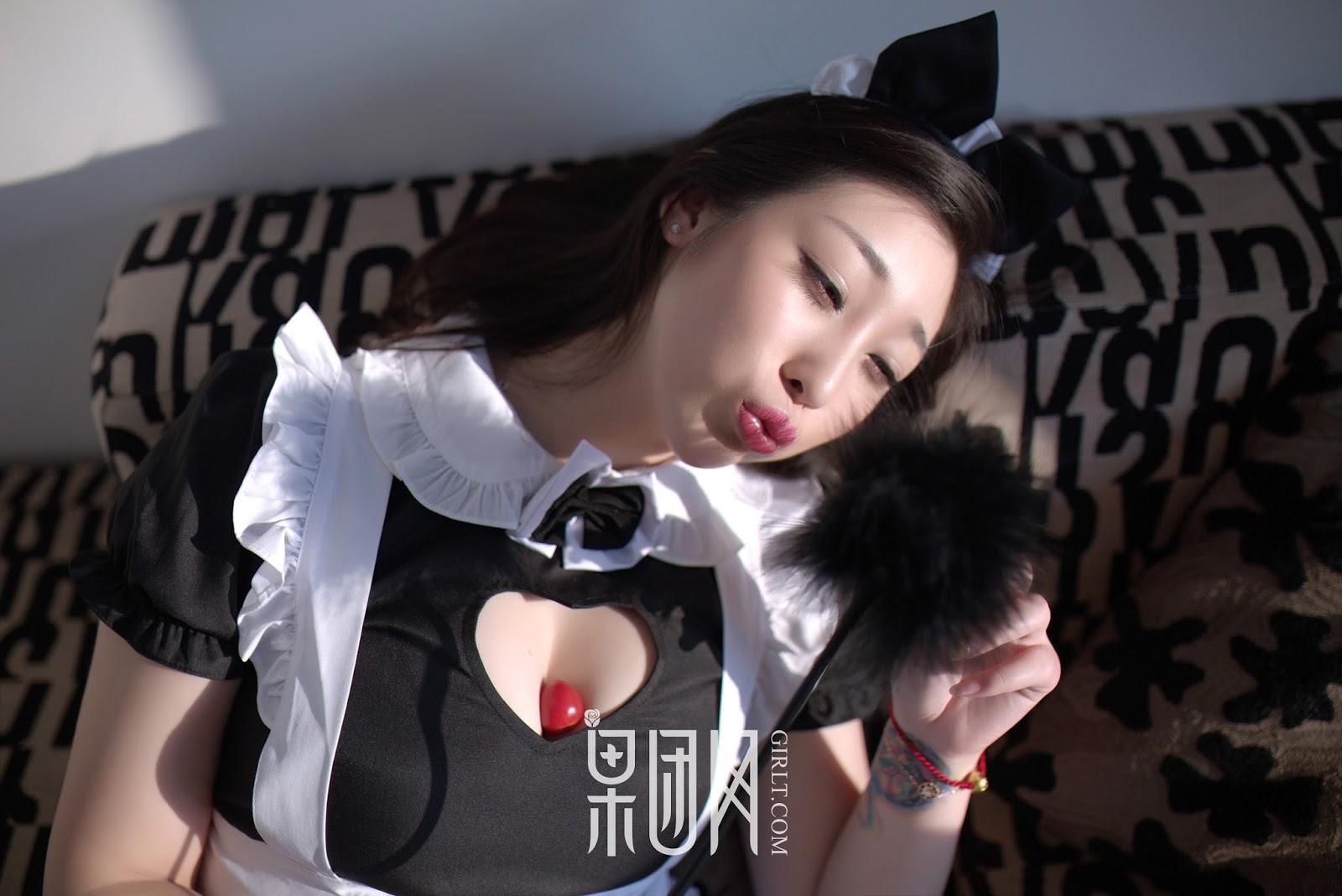 GIRLT - No.079 Daji_Toxic (43 pics) - Page 2 of 2 - Asian