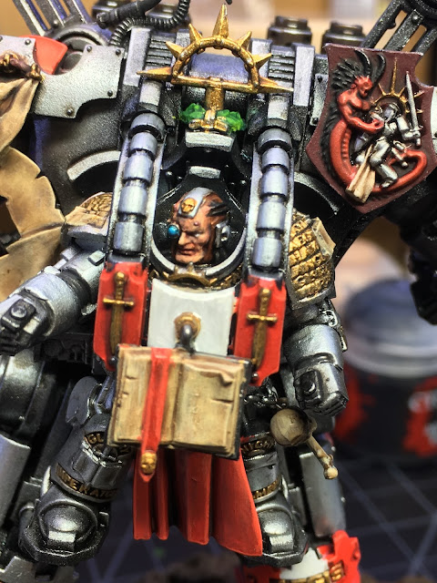 WIP Grand Master in Nemesis Dreadknight Grand Master Close-up