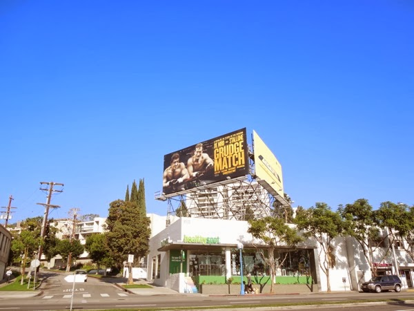 Grudge Match billboard