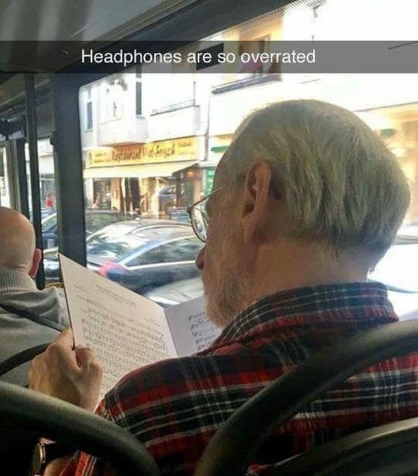 headphones are so overrated