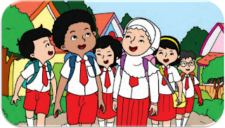 Download dan dapatkan Kumpulan Soal Kelas 4 Tema 6, 7, 8, 9 Semester 2 K 13 edisi revisi dan kunci jawaban