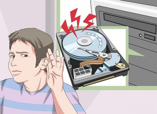 5 علامات تدل علي أن القرص الصلب في حاسوبك معرض للتلف في أي لحظة