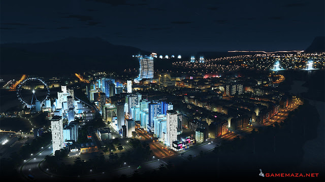 Cities Skylines After Dark Download Gameplay Screenshot 2