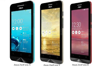 Download Tema Asus Zenfone All Series Terlengkap