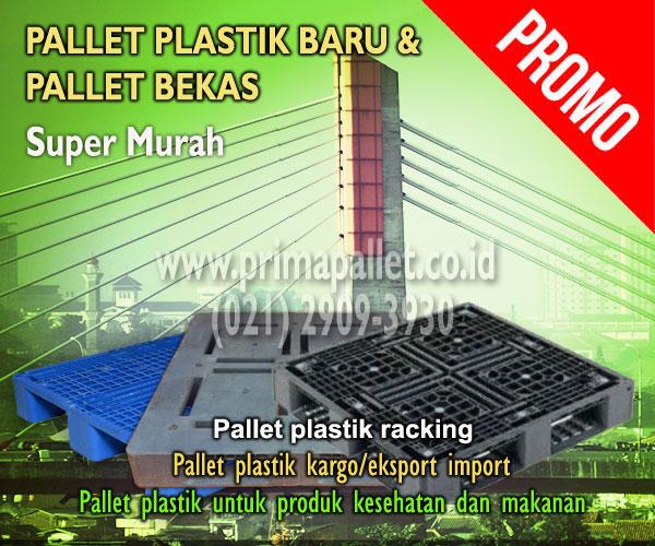 Jual Pallet Plastik Surabaya