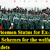 Ex-Servicemen Status for Ex-NDA Cadets: Schemes for the welfare of NDA cadets