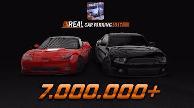 Real Car Parking 2017 Street 3D Mod Apk Download