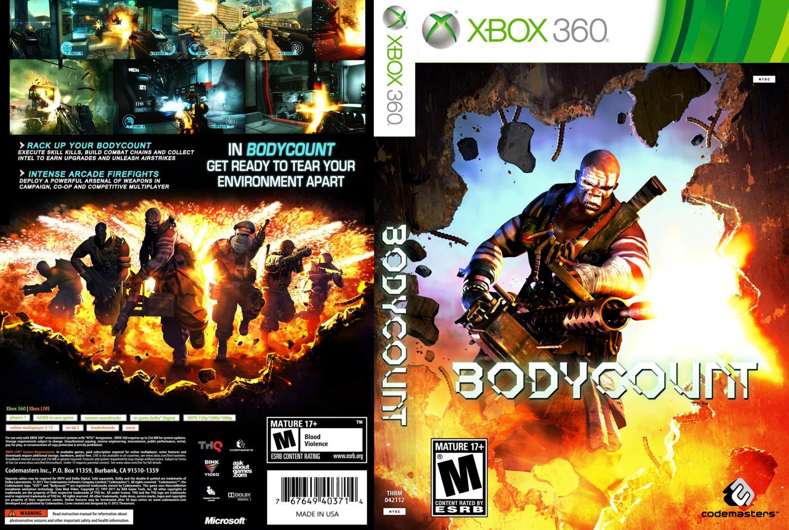 XBOX360: F.P.SXbox 360 Games Covers