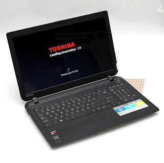 Jual Toshiba C55D-B5212 Laptop Gaming Bekas