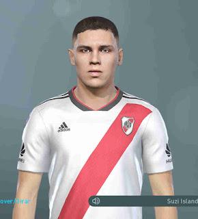PES 2019 Faces Juan Fernando Quintero By Hugimen