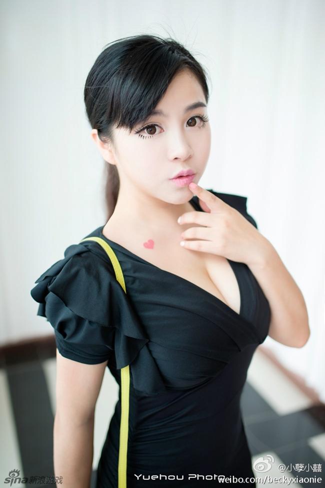 Showgirl Xiao Ni