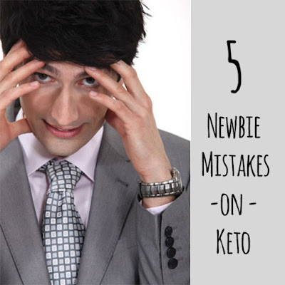 5 NEWBIE MISTAKES ON KETO !!