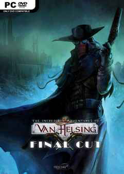 The Incredible Adventures of Van Helsing Final Cut poster box cover