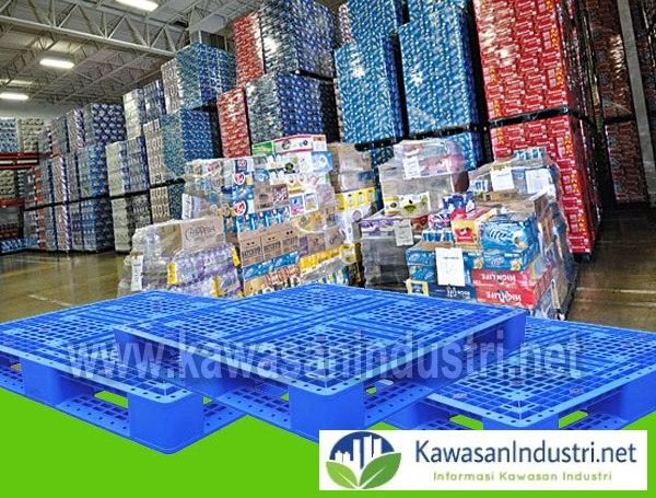 Peranan Pallet Plastik Dalam Proses Distribusi Barang
