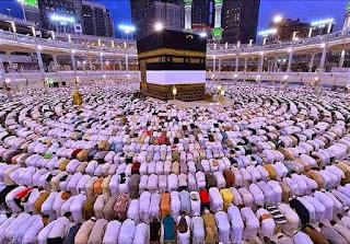 Ramadhan Syawal Bareng (4) Bersama namun Tidak Berjamaah