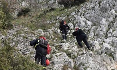 Επιχείρηση στην Γκαμήλα για την διάσωση νεαρού ορειβάτη
