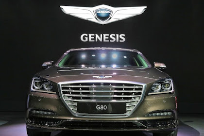 Genesis G80 2017 Review, Specs, Price