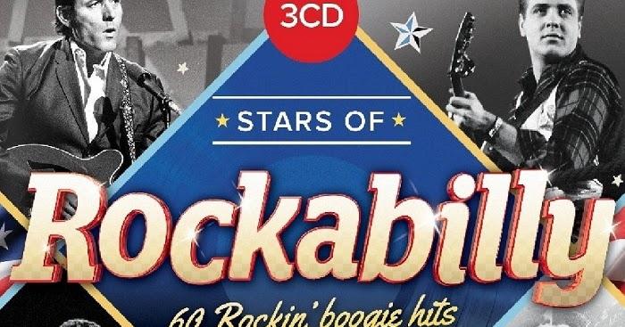 Various - Rockin' Bones Red Hot Rockabilly